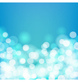 Blue and aqua background vector image