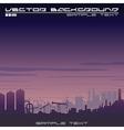 Industrial Landscape vector image vector image