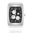 wristwatch 05 vector image vector image