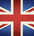 Grunge Flag Of United Kingdom vector image