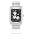 wristwatch 06 vector image vector image