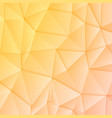 Abstract polygonal geometric design vector image