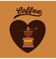 delicious coffee design vector image