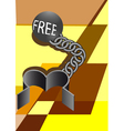 convicts ball and chain vector image