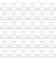 Abstract White Seamless Background vector image