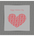 Valentines day eps10 vector image vector image