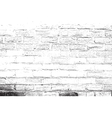 Brick Overlay Texture vector image