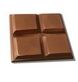 Sweet chocolate vector image