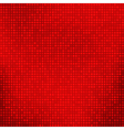Stylish bright red abstract background with tiny vector image