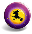 Witch vector image vector image
