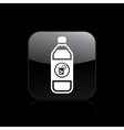 drink bottle icon vector image vector image