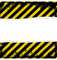 yellow black vector image