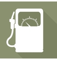 Gas fuel station icon vector image