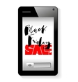 background of online shoping Mobile vector image