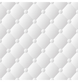 White texture sofas Background vector image