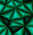 Relief Triangles vector image