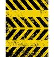 Diagonal hazard stripes texture EPS 8 vector image