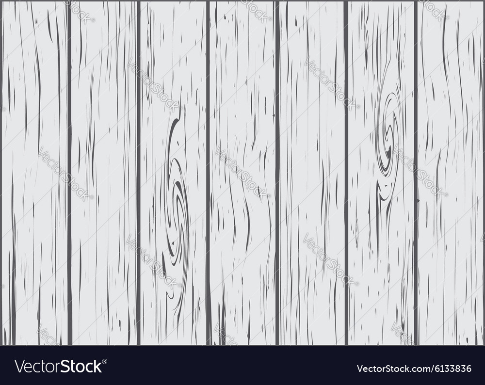 Wooden texture from boards vector