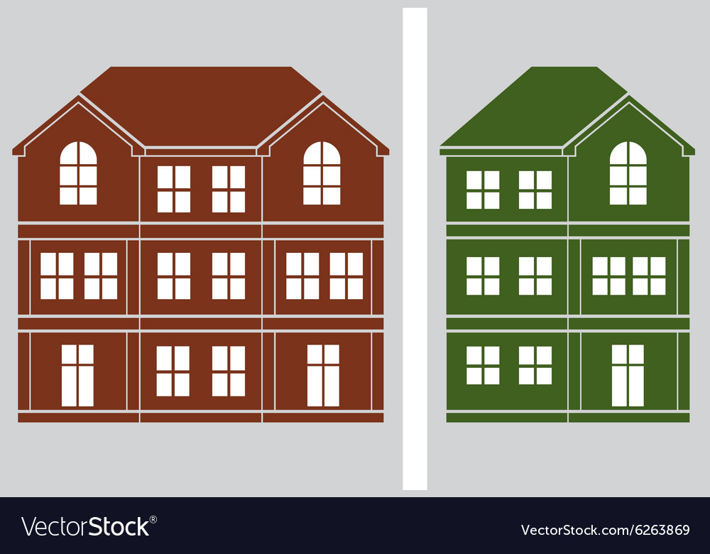 House icon2 vector