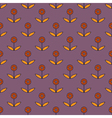 Seamless pattern with small decorative flowers vector image