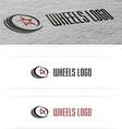 Wheels Cars Logo vector image
