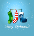 Gifts for Christmas vector image vector image