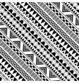 diagonal geometric pattern in native americans vector image