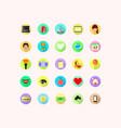 love couple icon vector image