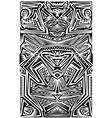 Tribal Tatoo vector image