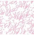Floral 3d Seamless Pattern Background For vector image
