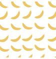banana fruit harvest fresh seamless pattern image vector image