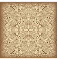 abstract lace background vector image vector image