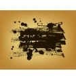 Abstract grunge banner vector image