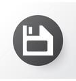 floppy disk icon symbol premium quality isolated vector image