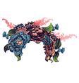 Flower Crown2 vector image