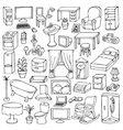 Home Furniture Set vector image
