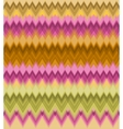 Ethnic zigzag pattern seamless background eps10 vector image