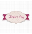 Mothers Day festive Banner Template vector image