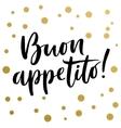 Italian calligraphy print vector image