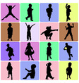 kids vector image