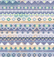 blue pastel tribal stripe vector image