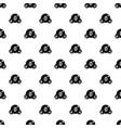 water molecule pattern vector image