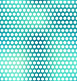 blue points seamless pattern vector image