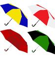 umbrella 01 vector image vector image