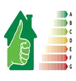 Home insulation efficiency4 resize vector image