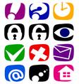 icon color vector image