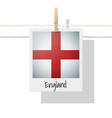 photo of england flag vector image
