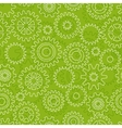 Seamless pattern with gears vector image vector image