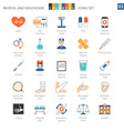Medical Colorful Icons Set 03 vector image