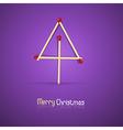 Merry Christmas theme vector image vector image